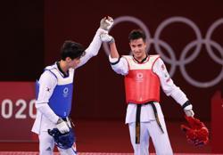 Olympics-Taekwondo-Heartache for South Korea as Olympics jinx follows Lee