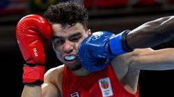 Olympics-Boxing-Gold the only metal in American Davis's sights in Tokyo