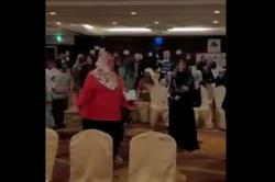 Cops to probe viral video of group dancing at event