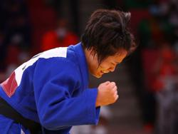 Olympics-Judo-Japan's Uta Abe wins gold medal in women's -52 kg category in Tokyo