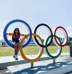 Great Phee-ling as Jinq En breaks national record in Olympics