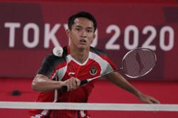 A promise to keep - Indonesian badminton ace Jonathan playing Tokyo Games for Covid-19-victim brother