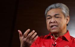 Umno MPs must vote against Emergency, says Ahmad Zahid
