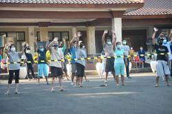 Indonesia extends partial lockdown amid rampant coronavirus cases