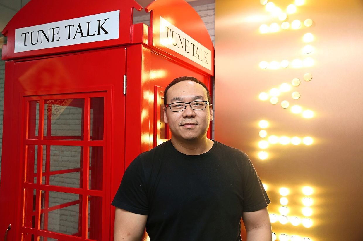 Tune Talk Sdn Bhd chief marketing officer Joseph Lim (pic below) said as most businesses were in dire situations and raring to get back into the market, the company was also looking to reach out to consumers but in a more sensitive manner.