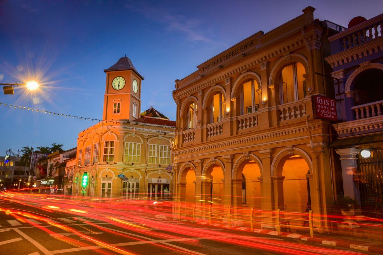 Phuket Old Town: Phuket has reopened since July 1.