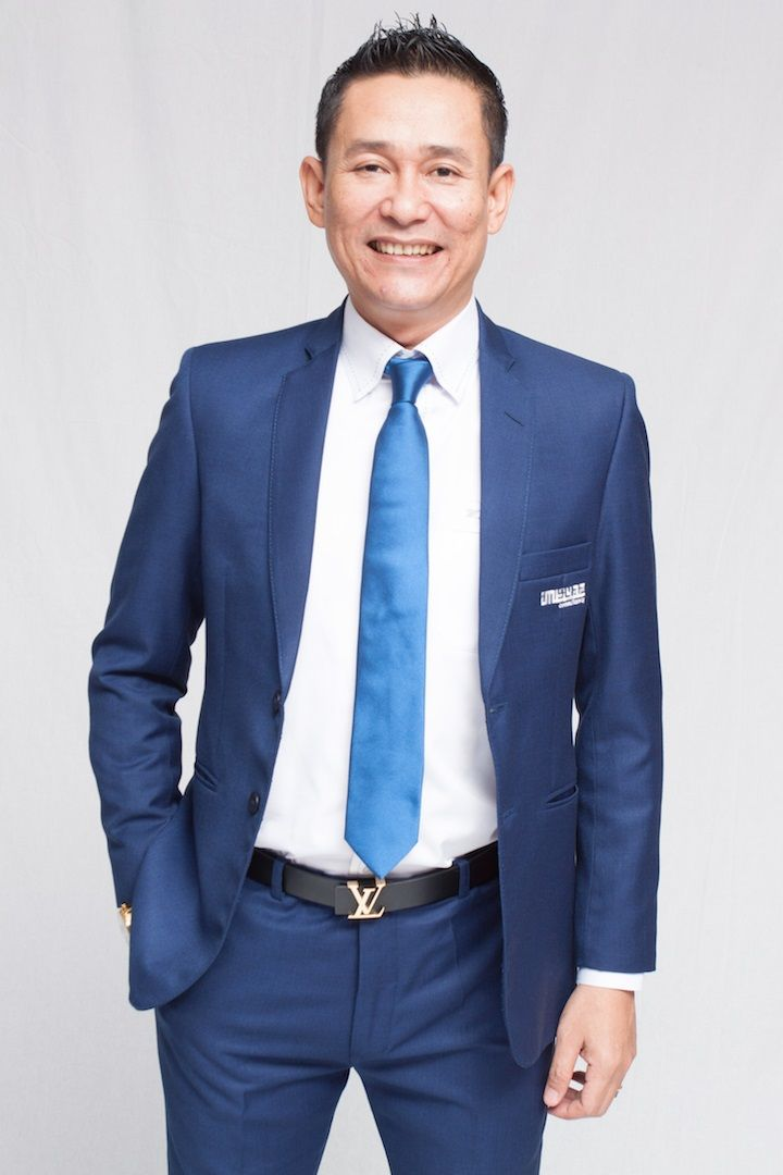 """""""As a leader, I aim to inspire and focus on keeping my team happy. When they are happy, they can achieve anything,"""" said Wan Zaini."""