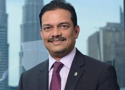 Abrar A. Anwar, managing director and CEO StanChart Malaysia