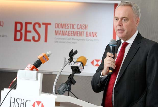 HSBC Malaysia country head of commercial banking Andrew Sill said SMEs should get the basics on cash management right and tight.