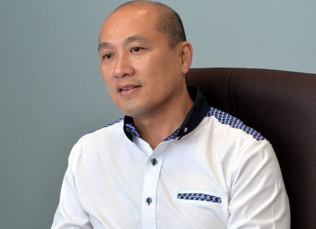 Lai Keng Onn, MD of  Kejuruteraan Asastera Bhd.