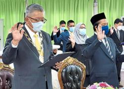 Sibu council to speed up completion of projects