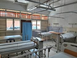 More beds for Covid-19 patients