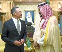Saudi to help Malaysia fight pandemic