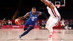Olympics-Lillard says no panic on Team USA after shock defeat to France