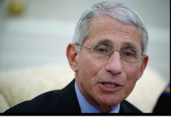 Some Americans could need COVID-19 vaccine booster -Fauci