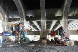 'Brainstorm ways to help homeless'