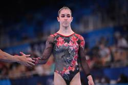 Olympics-Gymnastics-Too young in 2020? Olympic postponement shines spotlight on next generation