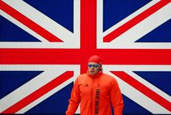Olympics-Swimming-Britain's Peaty wins men's 100m breaststroke