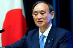 Support for Japan's PM Suga slides as Tokyo Games underway