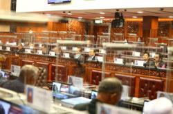 Umno MPs still seated with Bersatu despite strained ties