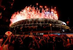More than 70 million people in Japan watched opening ceremony