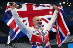Olympics-Swimming-Peaty roars in relief with Britain's first gold