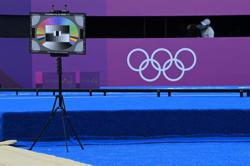 Olympics-No plan to reschedule more events as storm approaches