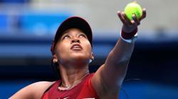 Olympics-Tennis-Osaka strolls into third round at Games