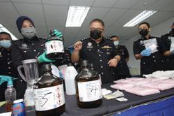 Kindergarten teacher among those arrested after drug syndicate bust in Penang