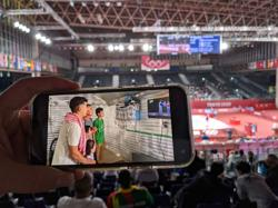 Olympics-Taekwondo-World body chief sets hopes for refugee medal in Paris