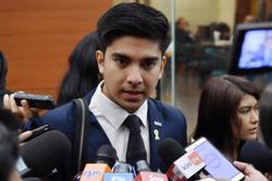 Syed Saddiq posts remainder of RM300,000 bail