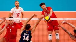 Olympics-Volleyball-Poland return to winning ways, Iran crush Venezuela