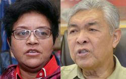 Govt's move to revoke emergency laws is due to Zahid's efforts, says Azalina