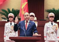 Nguyen Xuan Phuc elected as Vietnam's state president for 2021-2026; Pham Minh Chinh was re-elected as PM