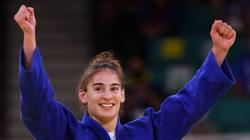 Olympics-Judo-Kosovo's Gjakova wins gold medal in women's - 57 kg
