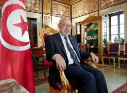 Tunisia's Islamist 'chameleon' contests what he calls a coup