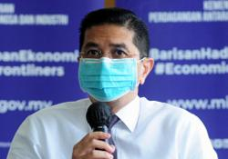 Decisions on sectors allowed to operate made collectively by NSC, says Azmin