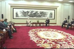US, China still disagree on way forward after tense talks in the city of Tianjin