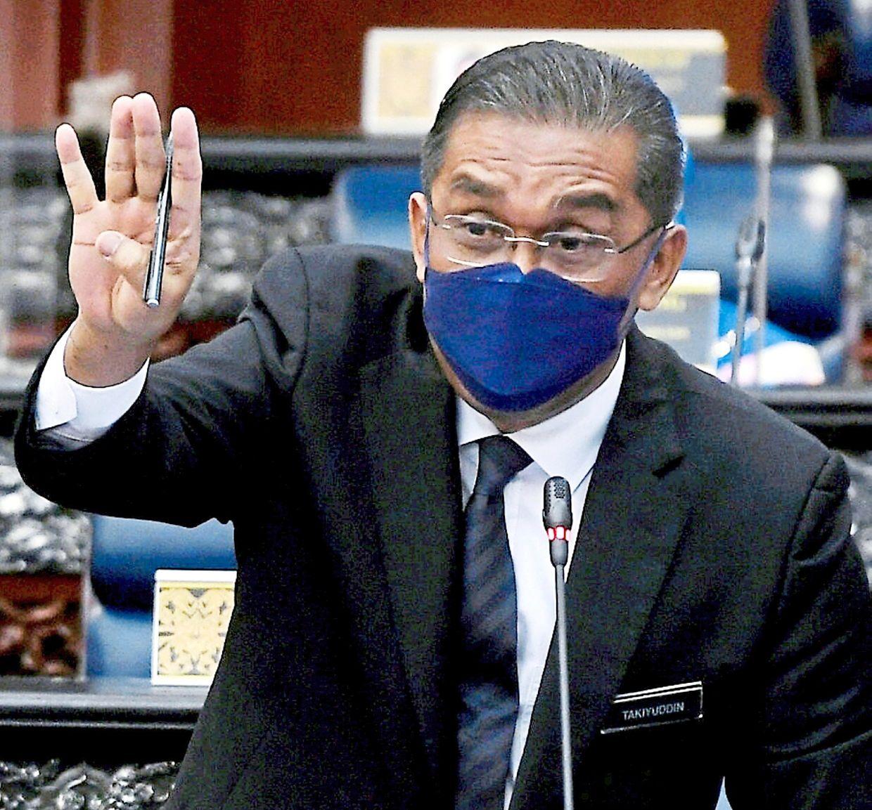 Takiyuddin: 'All six Emergency Ordinances were revoked on July 21.' — Bernama