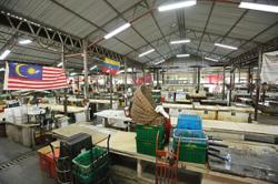 Three markets in KL close for sanitisation exercise
