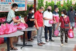 Kinta factory operators unsuccessful in getting aid