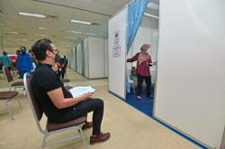 Varsities turn their halls into vaccination centres