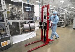 Shanghai-based battery maker eyes expansion in Europe