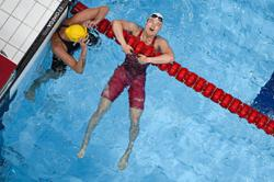 Titmus takes gold as duel with Ledecky surpasses hype