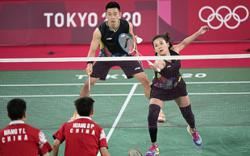 Peng Soon-Liu Ying's swansong ends without a win
