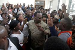 Tanzanian court charges opposition leader with terrorism-related crimes