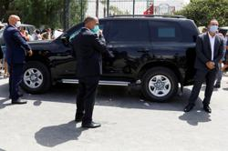 White House says concerned about developments in Tunisia, urges calm