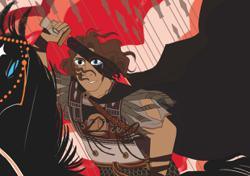 Reimena Yee's latest webcomic on Alexander The Great is a true labour of love