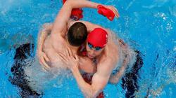 Olympics-Swimming-Dean and Scott deliver British one-two in 200m freestyle