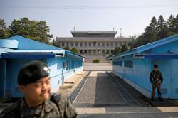 South, North Korea reopen hotlines as leaders seek to rebuild ties